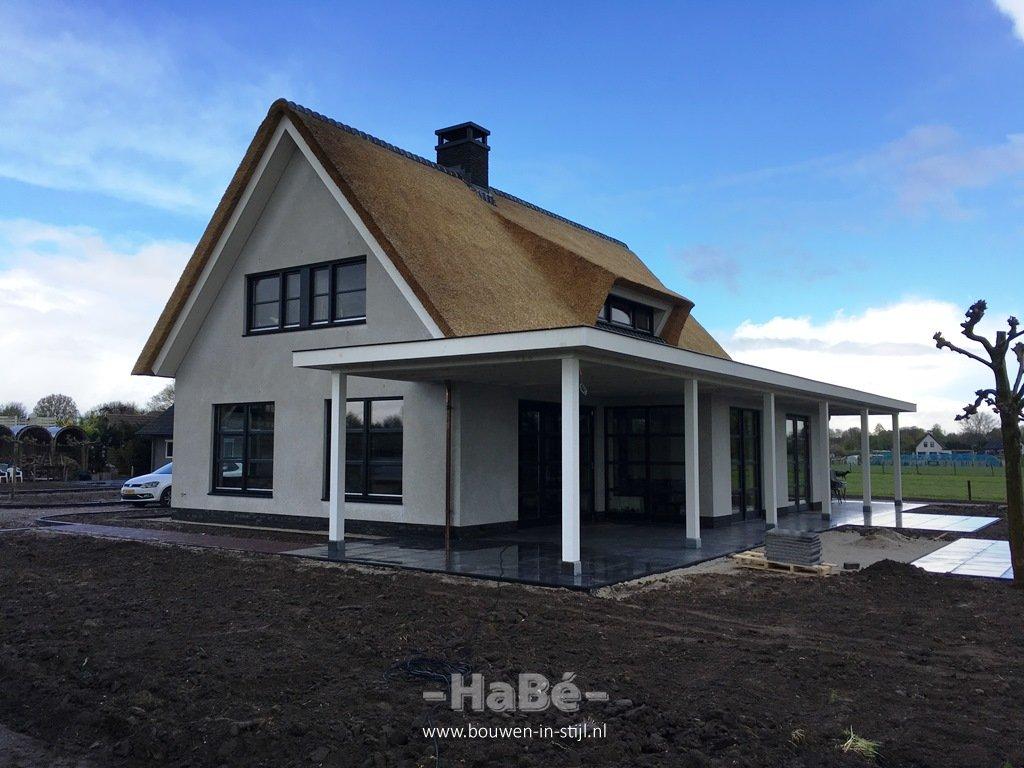 Nieuwbouw woonhuis te tiel hab bouwen in stijl for Prijzen nieuwbouw vrijstaande woning